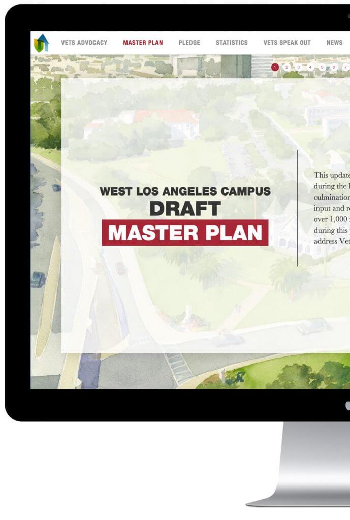 Vets Advocacy Draft Master Plan