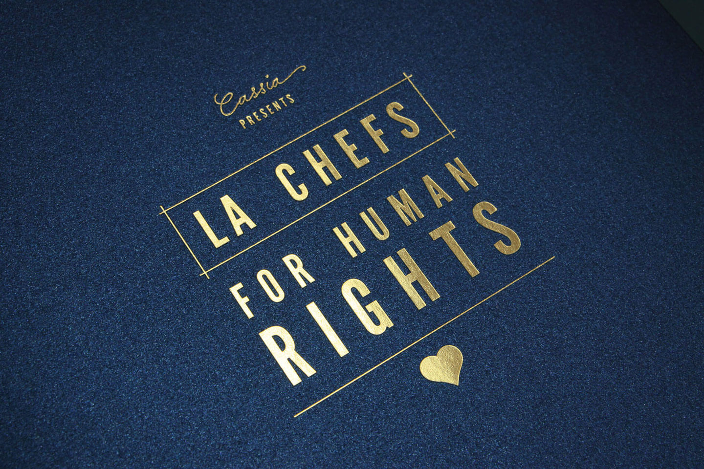 LA Chefs for Human Rights